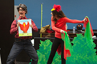 Bravo to children's theater that lets kids be kids
